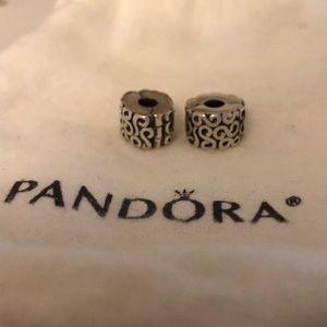 Pandora Bracelet Clips